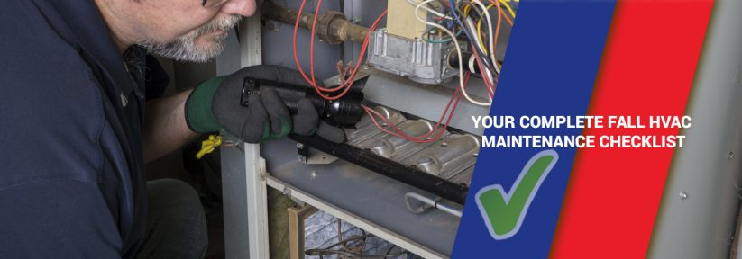 Your Complete Fall HVAC Maintenance Checklist